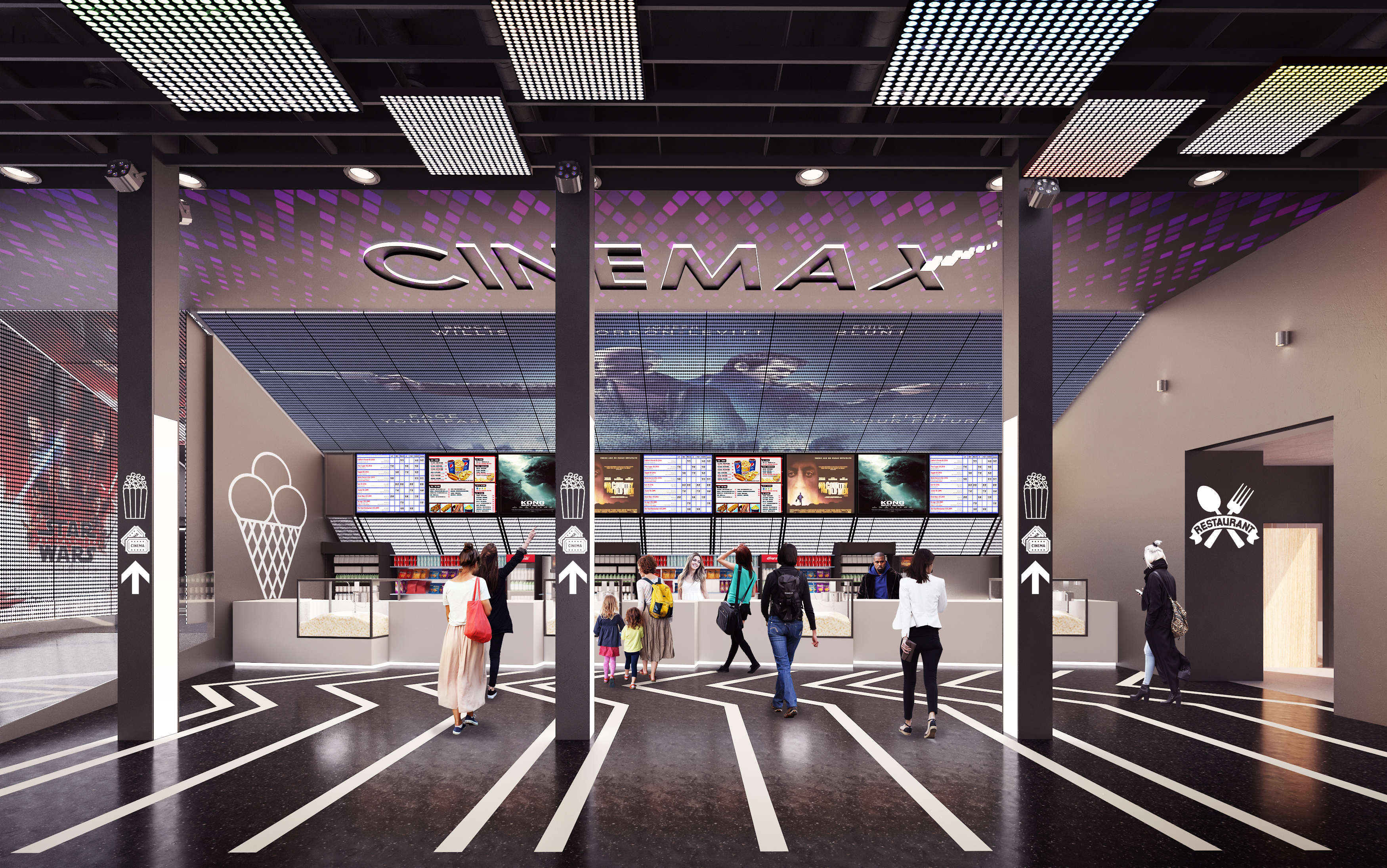 Cinemax chooses Cumulus to build its first cinema in Veranda Mall, Bucharest image