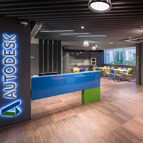 Autodesk Offices cover