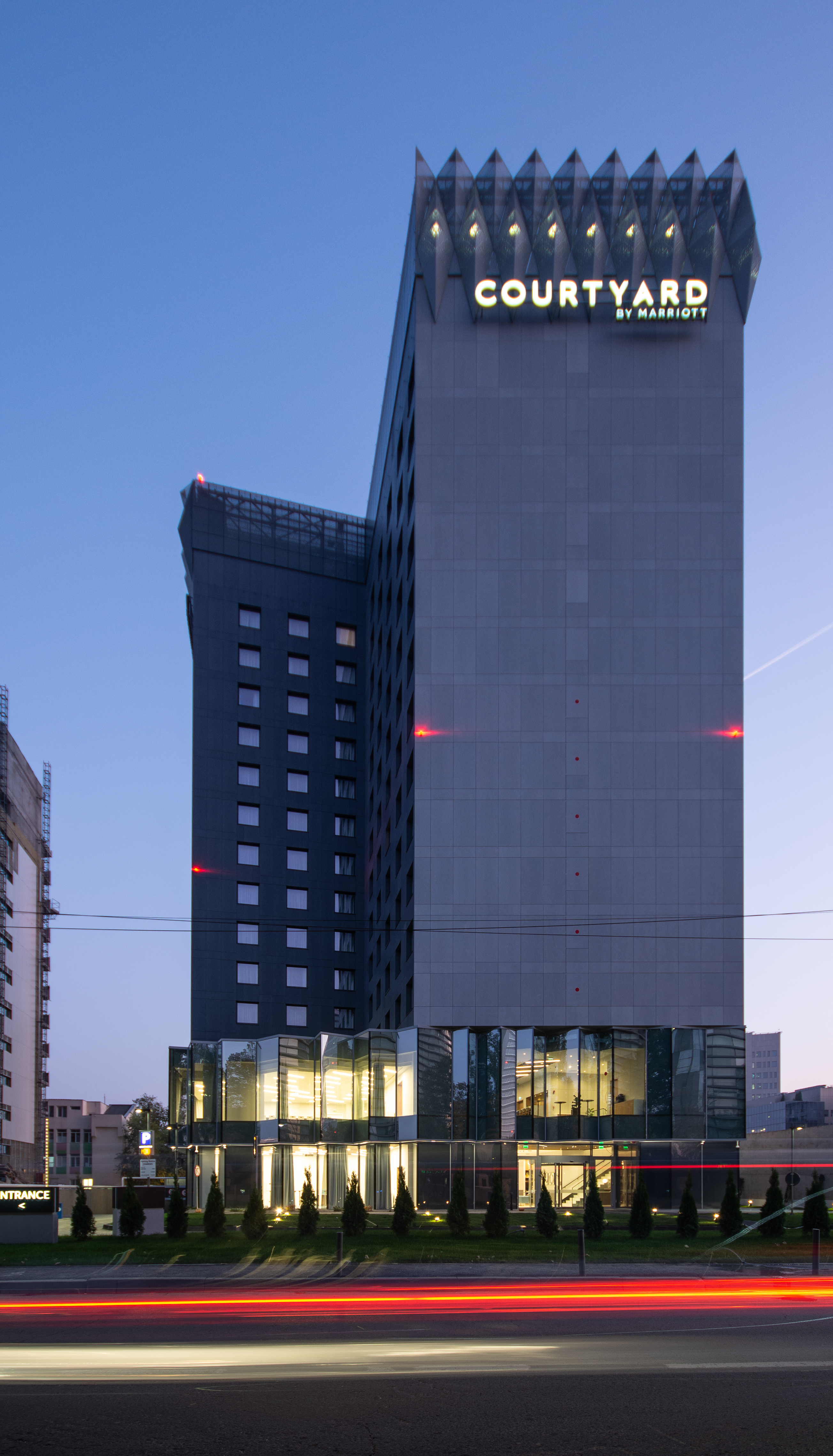 MCY Hotel cover